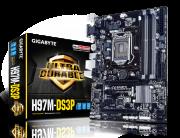 PLACA MÃE GIGABYTE GA-H97M-DS3P LGA 1150