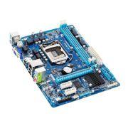 Placa mãe Gigabyte p/ Intel GA-H61M-DS2 LGA 1155 O&M