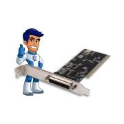Placa PCI 1x Paralela  KPE-701
