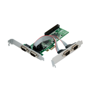 PLACA PCI-EXPRESS 4 SERIAL F-NEW