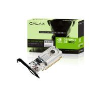 Placa vídeo 2GB GT-1030 Eroc White DDR-5 Pci- Express Galax