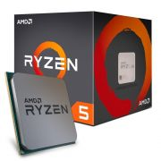 Processador AMD AM4 Ryzen R5-1400 3,2 base/3,4 GHz 10MB Cache