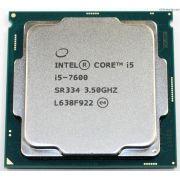 Processador I5 7600 3,80GHZ 6MB LGA 1151 Intel
