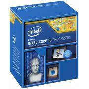 Processador Intel Core i5-4440 Haswell, Cache 6MB, 3.1GHz ,  LGA 1150