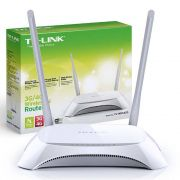 Roteador TP-Link Wireless Wan 300M WAN 3G/4G TL-MR3420