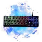 Teclado Gamer Maxxtro Semimecânico K709 RGB