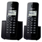 Telefone s/Fio KX TGB112LB Pto Panasonic