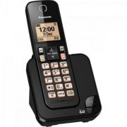 Telefone S/Fio KXTGC 350 LB pto Panasonic