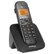 Telefone s/Fio Ts- 5120 Preto c/Identificação Intelbras