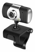 Webcam PcCamera Mini Packing 480p com Microfone