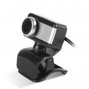 Webcam  V4 Com Microfone Maxxtro