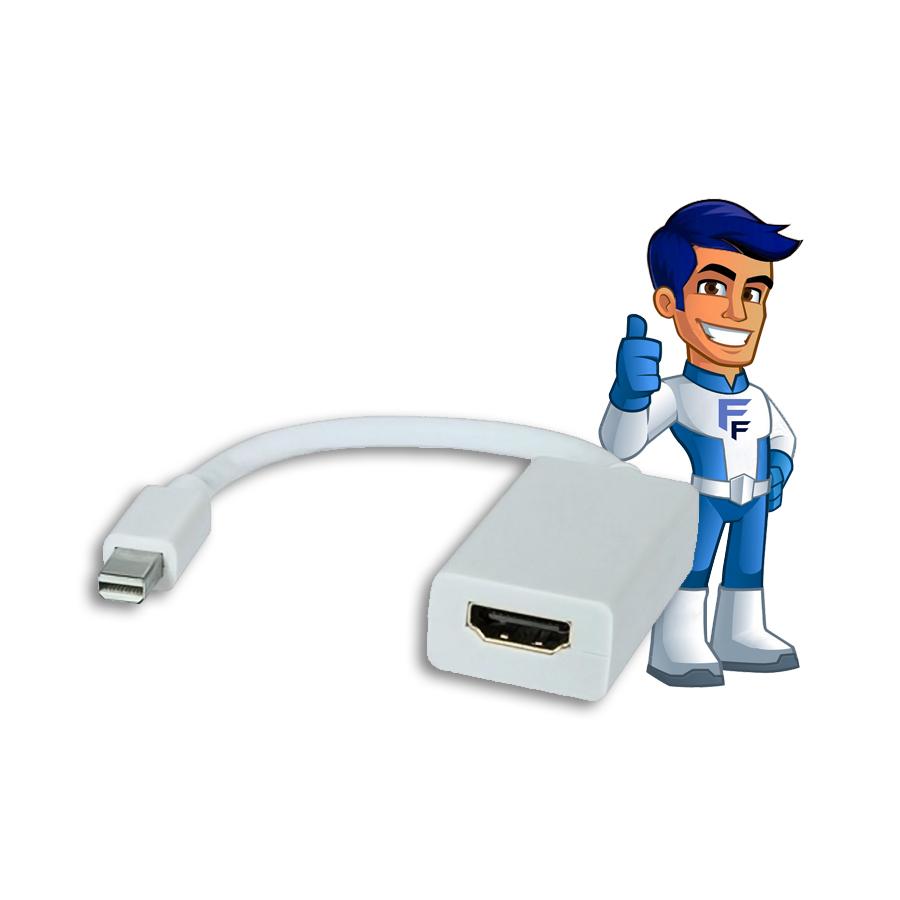 Adaptador de Mini Display Port P/HDMI TA-CB278 F-NEW