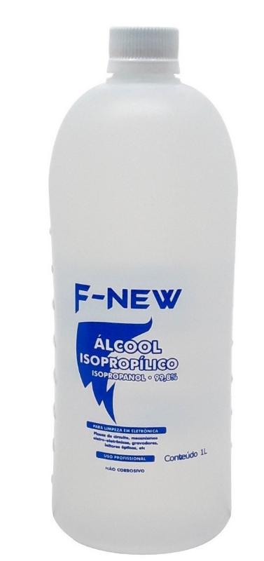 Alcool isoropilico 1 litro