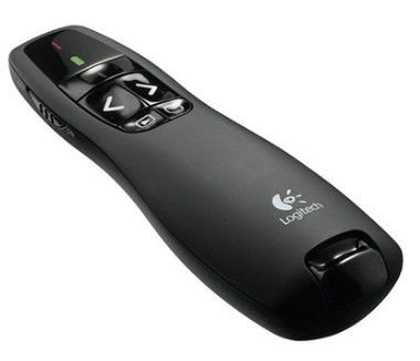 Apresentador Logitech cordless Wireless R400 2.4 Ghz