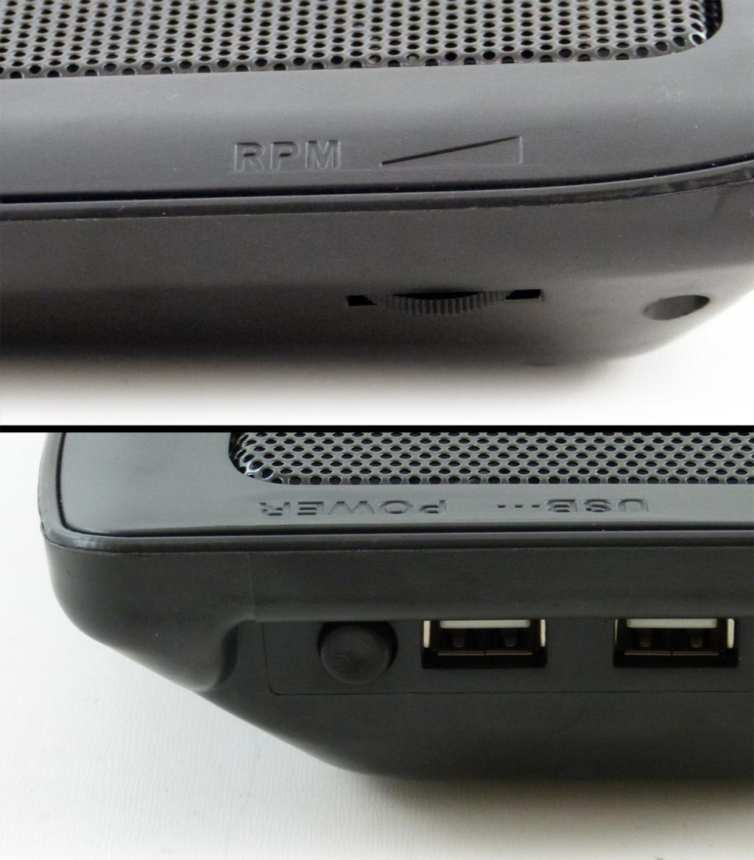 Base para Notebook 140mm EP76000PSB