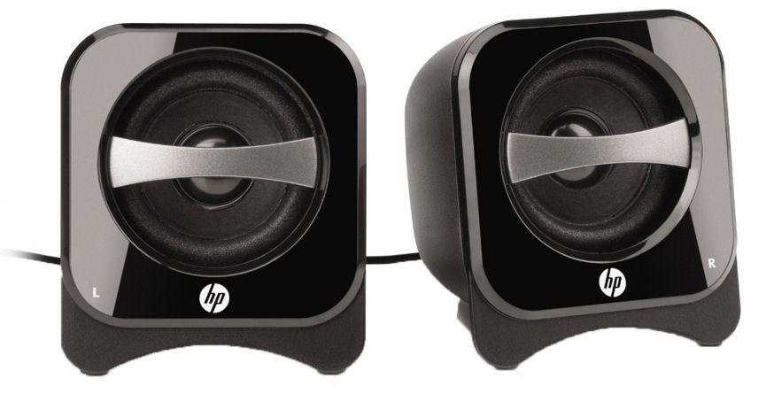 Caixa de Som 180 Watts USB Preta HP/Comp.