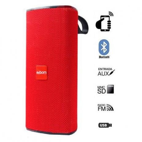 Caixa de Som Bluetooth CS-M31BT Exbom