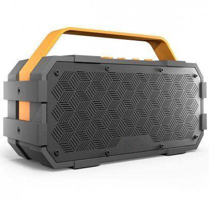 Caixa De Som Bluetooth M-90 Shocker 20 W Jonter