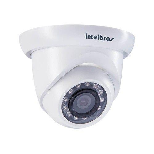 Câmera intelbras dome 2,8mm vip s4020 g2 mini dome