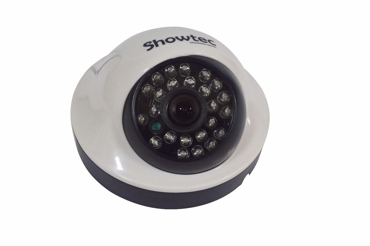 Câmera Showtec Infra 24 Leds SW 399 Digital 1200L
