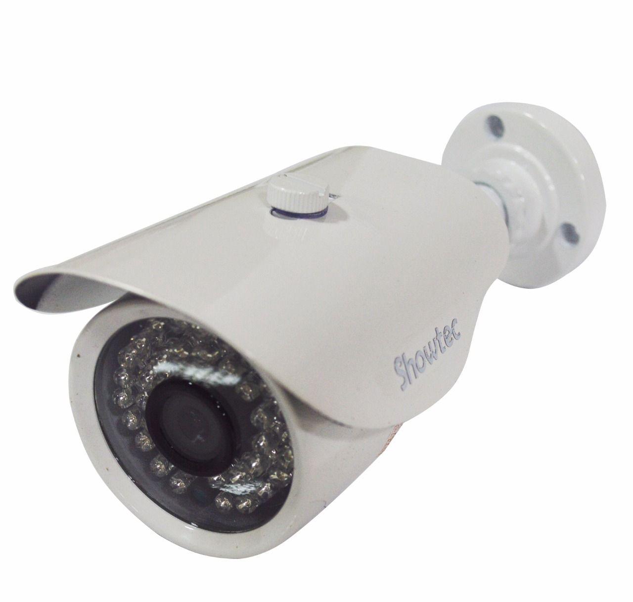 Câmera Showtec Infra Sw 372 24 Led 3,6mm IR Cut