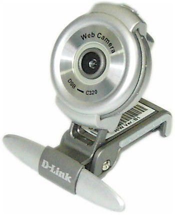 CâMERA Webcam 330k DSB C320 Dr-Link