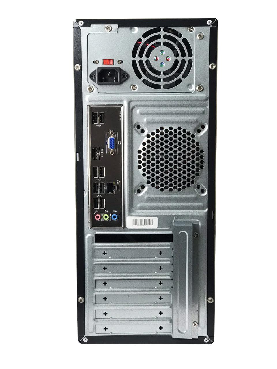 Computador Desktop 4GB Hd 500GB Hdmi Wind7 F-new