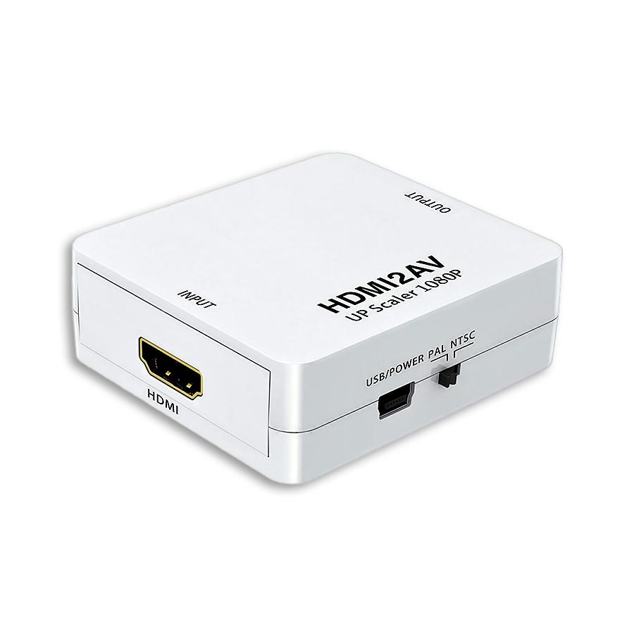 Conversor RCA 3 Pontas Para HDMI