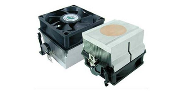 Cooler P/ AMD Soquete K8 754 / 940 / 939 / AM2 CK8-8JD2B-0L-GP COOLER MASTER