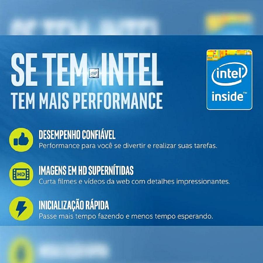 Cpu Computador Pentium G 870 Memoria 4GB HD 500gb