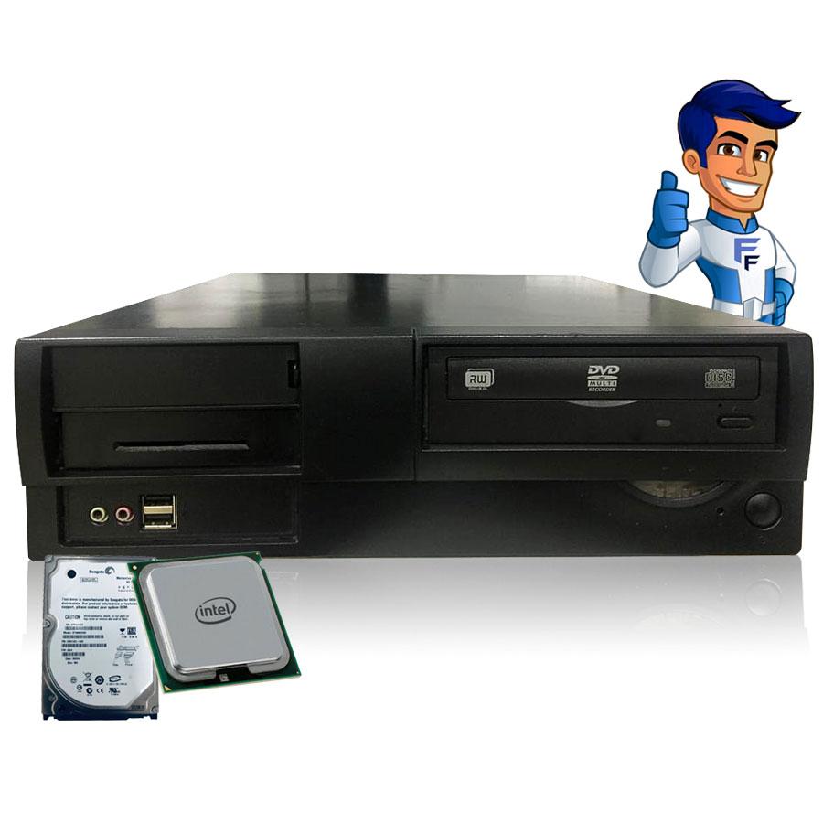 Cpu Computador Slim Pentium G 870 4GB HD 80gb Semi Novo