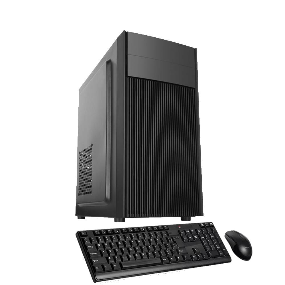 Cpu Intel Core i5 8gb HD 500gb Teclado Mouse