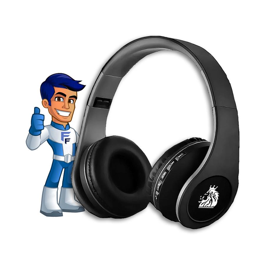Fone Bluetooth Preto BT-200 Soundshine