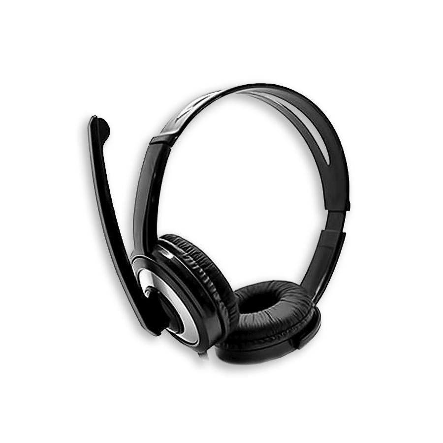 Fone De Ouvido Usb c/ Microfone Dex Df-55