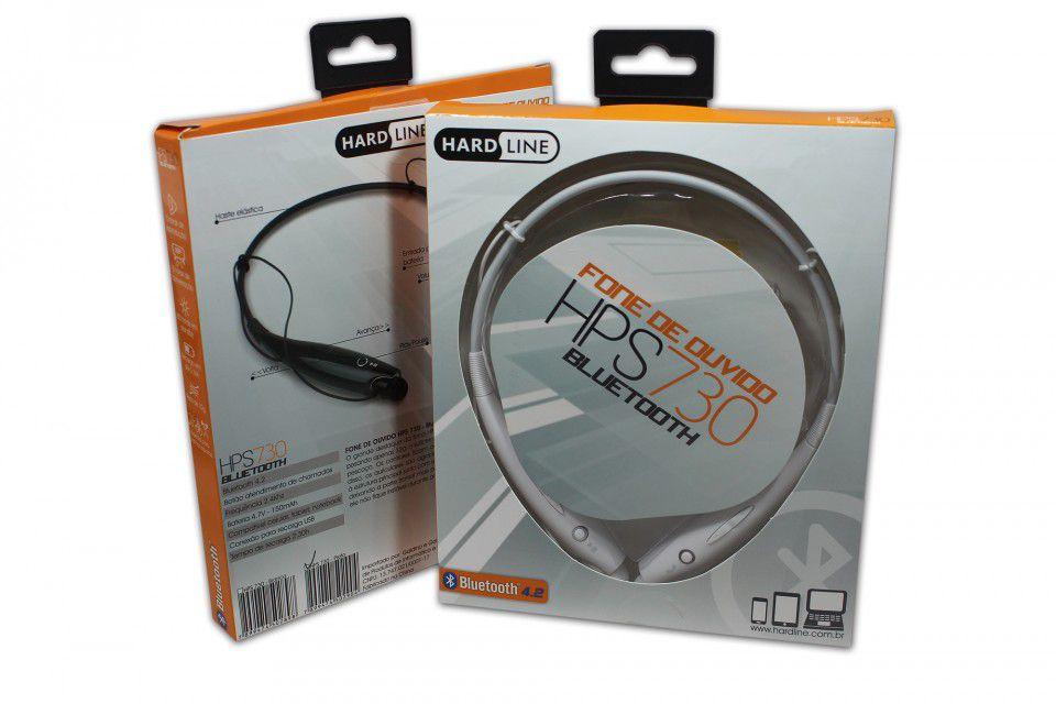 Fone Hardline Bluetooth HPS 730 Branco