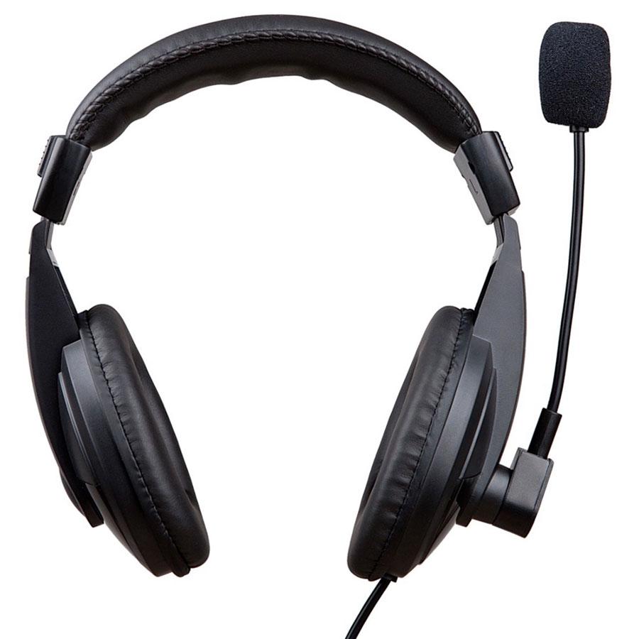 Fone Headset Head Phone Dex Df-57 Console Pc