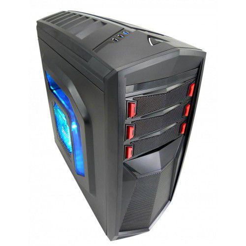 Gabinete Gamer G-Fire 3B CGT018EEBB