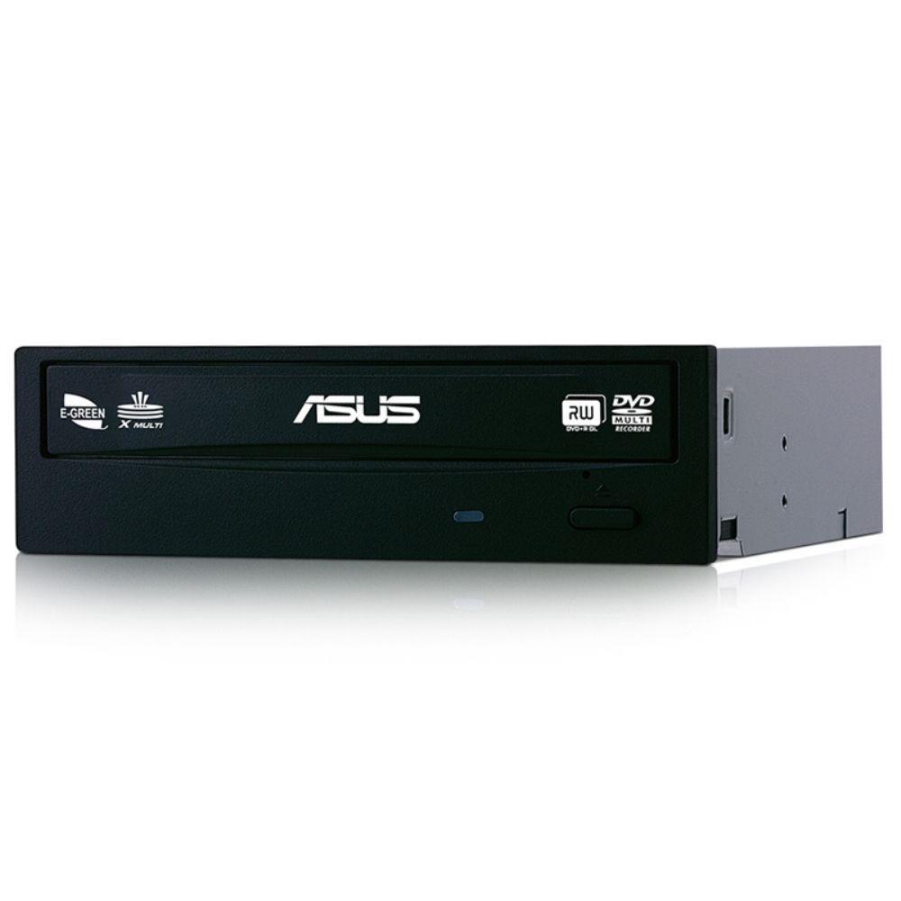 Gravador Interno - SATA - DVD/CD - Asus DRW-24F1ST / DRW-24F1MT - Preto