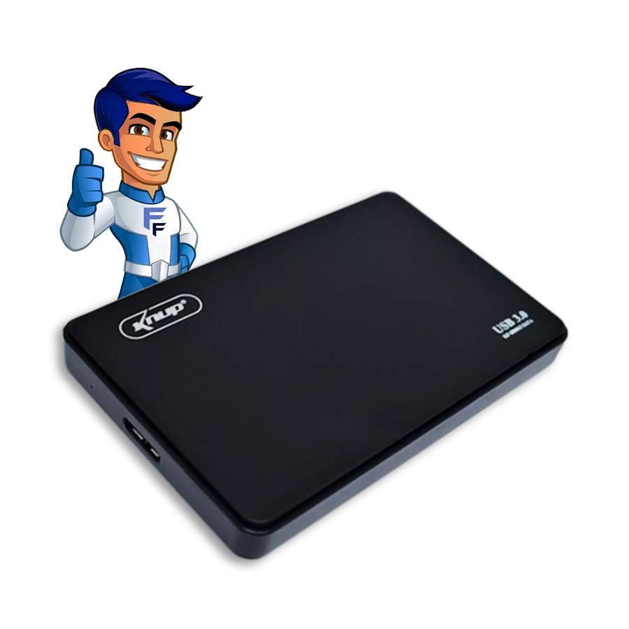 HD Externo Case 500GB 2,5 USB 2.0 / 3.0