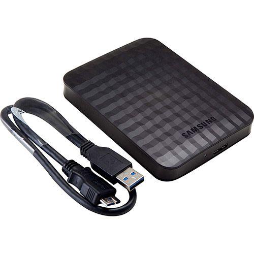 HD Samsung Externo Portátil USB 3.0 1TB Preto HX-M101TCB/G
