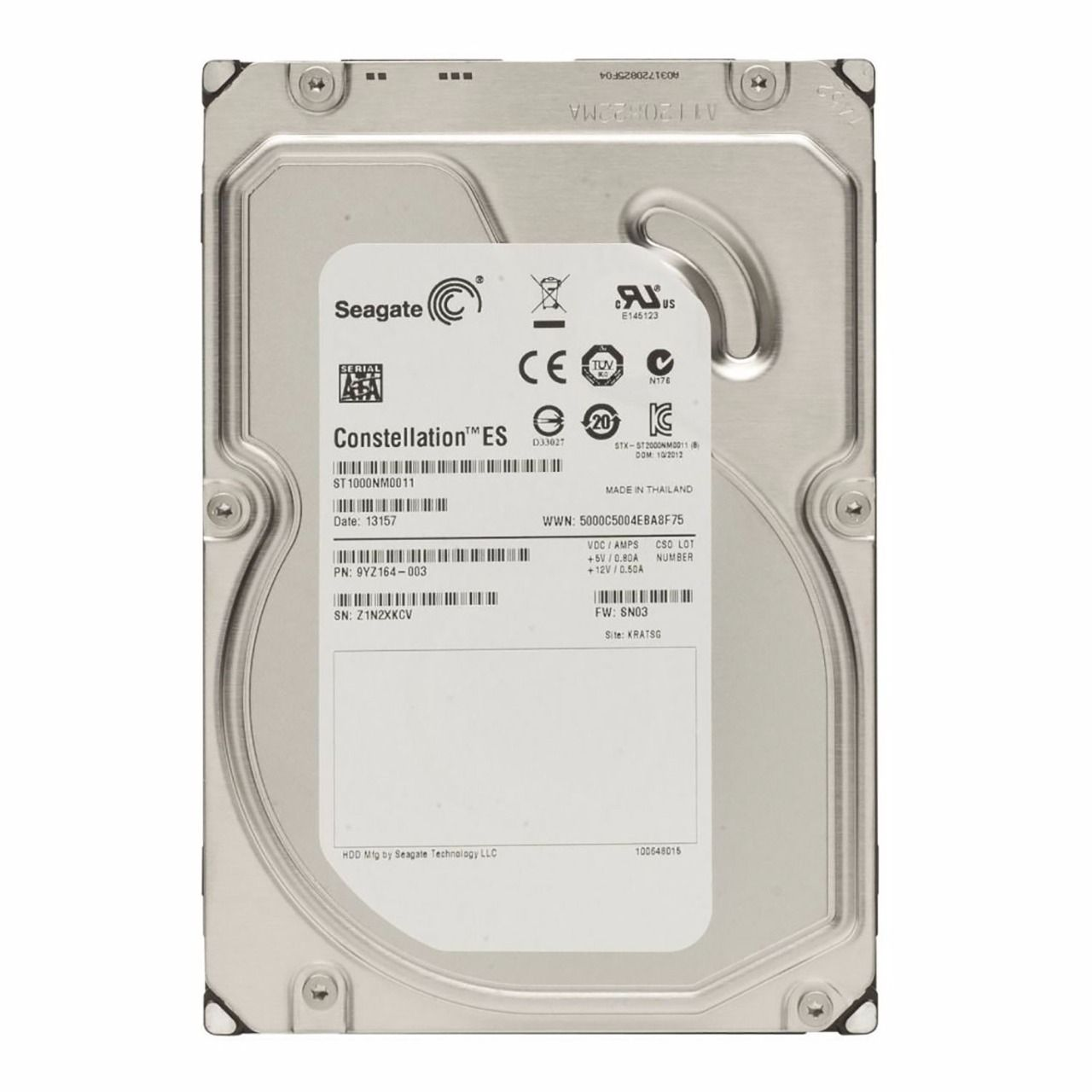 HD Sata 1000GB IBM Constellation ST31000524NS