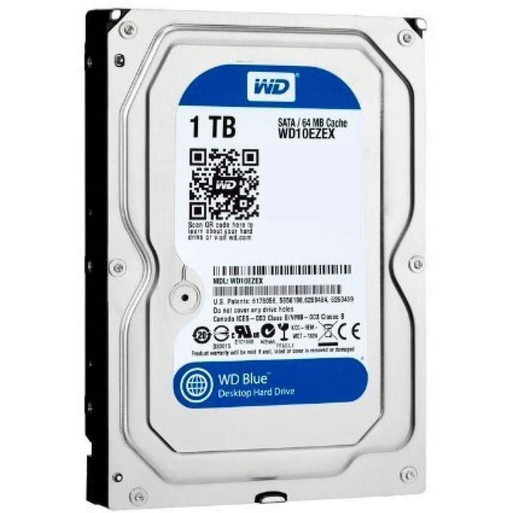Hd Sata 1000gb Western Digital 7200 rpm (1tb)