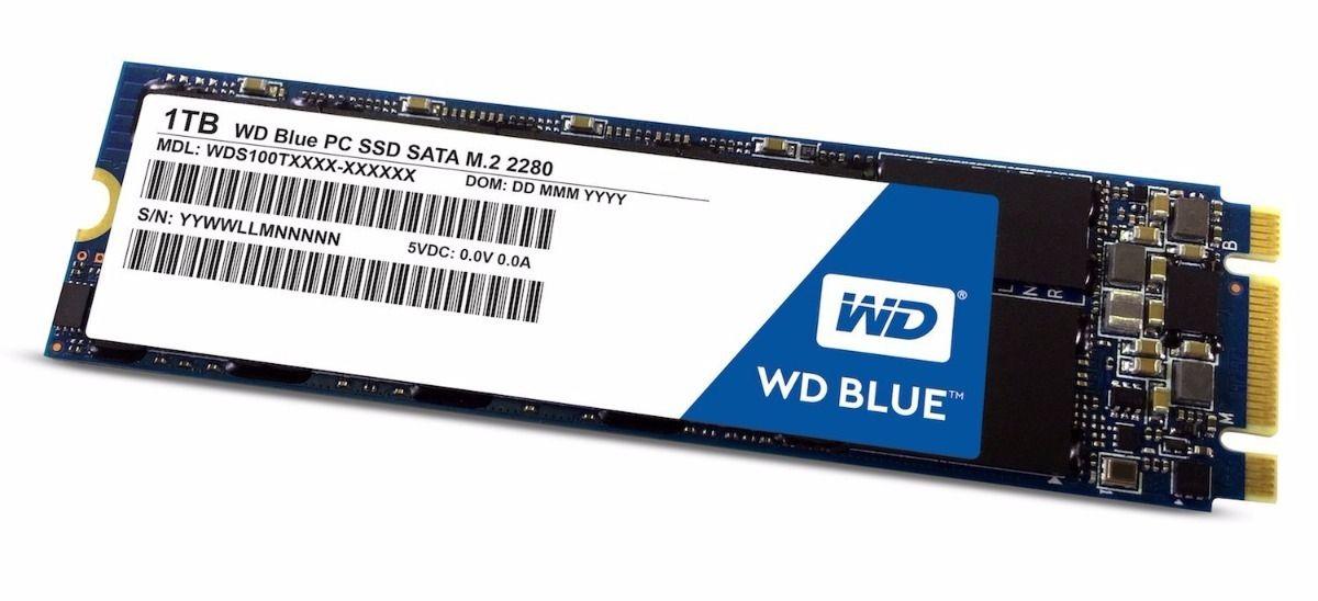 HD SDD 1 TERA M2 WD-BLUE Western Digital