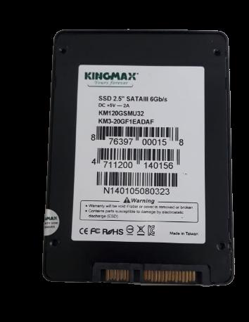 HD SSD 120GB KINGMAX S/N O&M