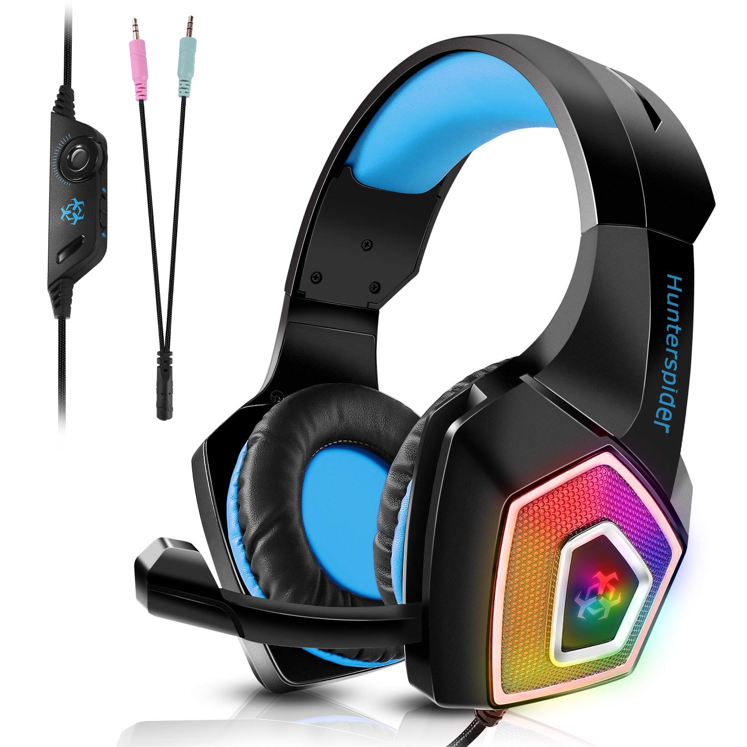 Fone Headset Gamer Infokit USB GH-X2000 PC PS4 P2