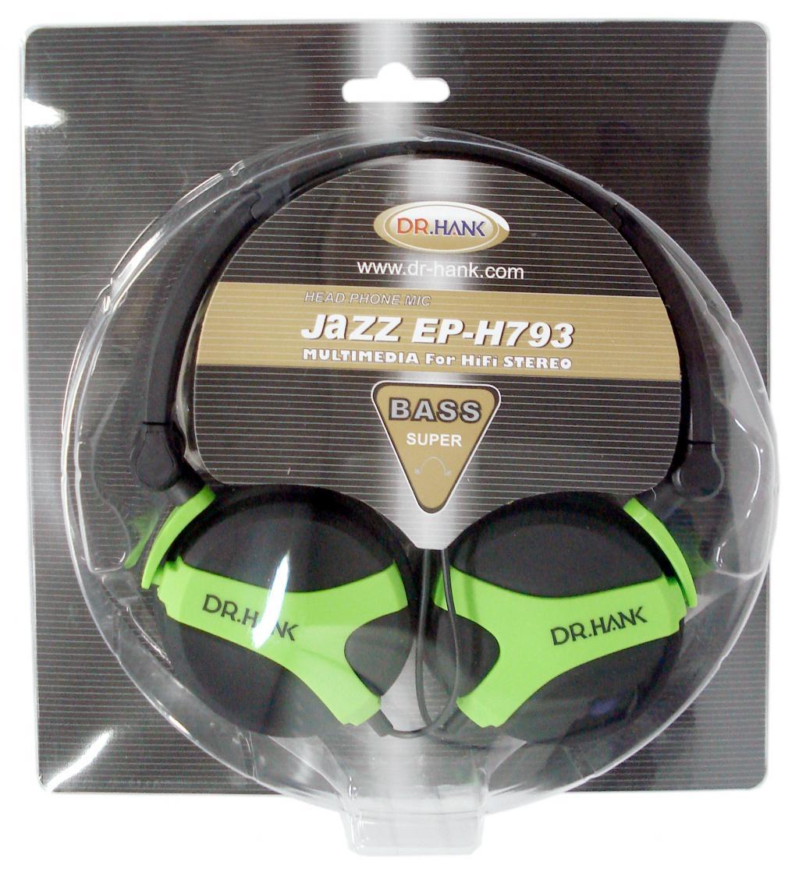 HEADSET JAZZ EP-H793VMPH DR.HARK