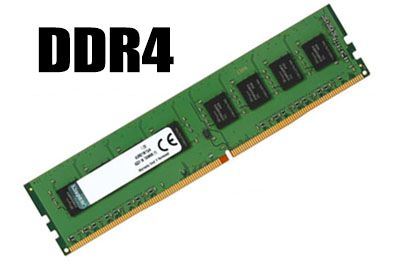 MEMORIA 08GB DDR4 KINGSTON 2400MHZ