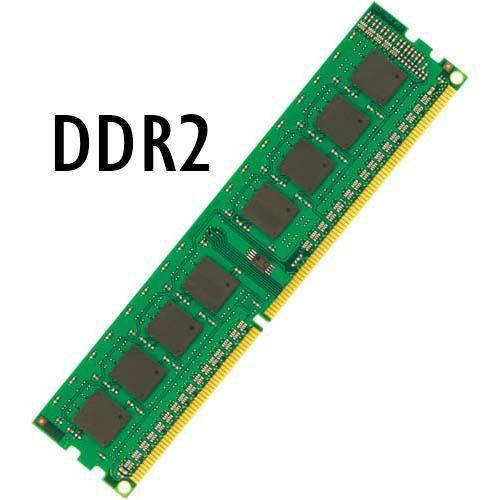 MEMORIA DDR2 2GB 667MHZ PC 5300 KINGSTON
