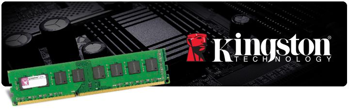 MEMORIA DDR3 4GB 1333MHZ KINGSTON PC 10600