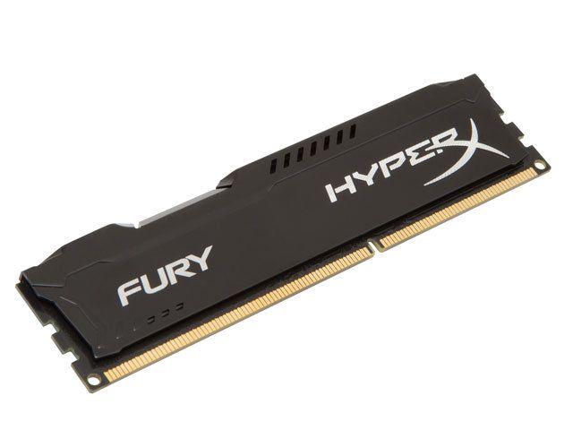 MEMORIA DDR3 8GB 1600MHZ KINGSTON HYPER PC 12800